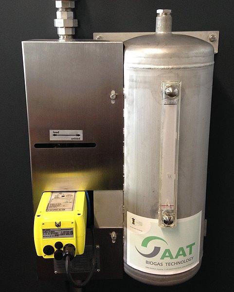 Condensate sluice aat abwasser und abfalltechnik gmbh